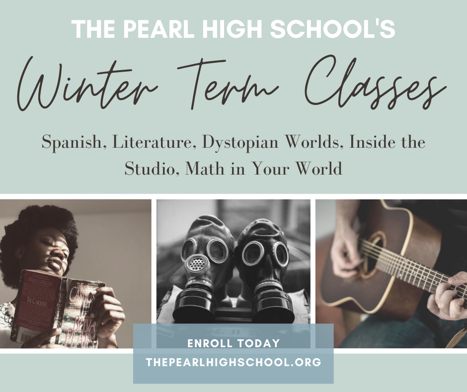 Learn About Courses Being Offered During Winter Term