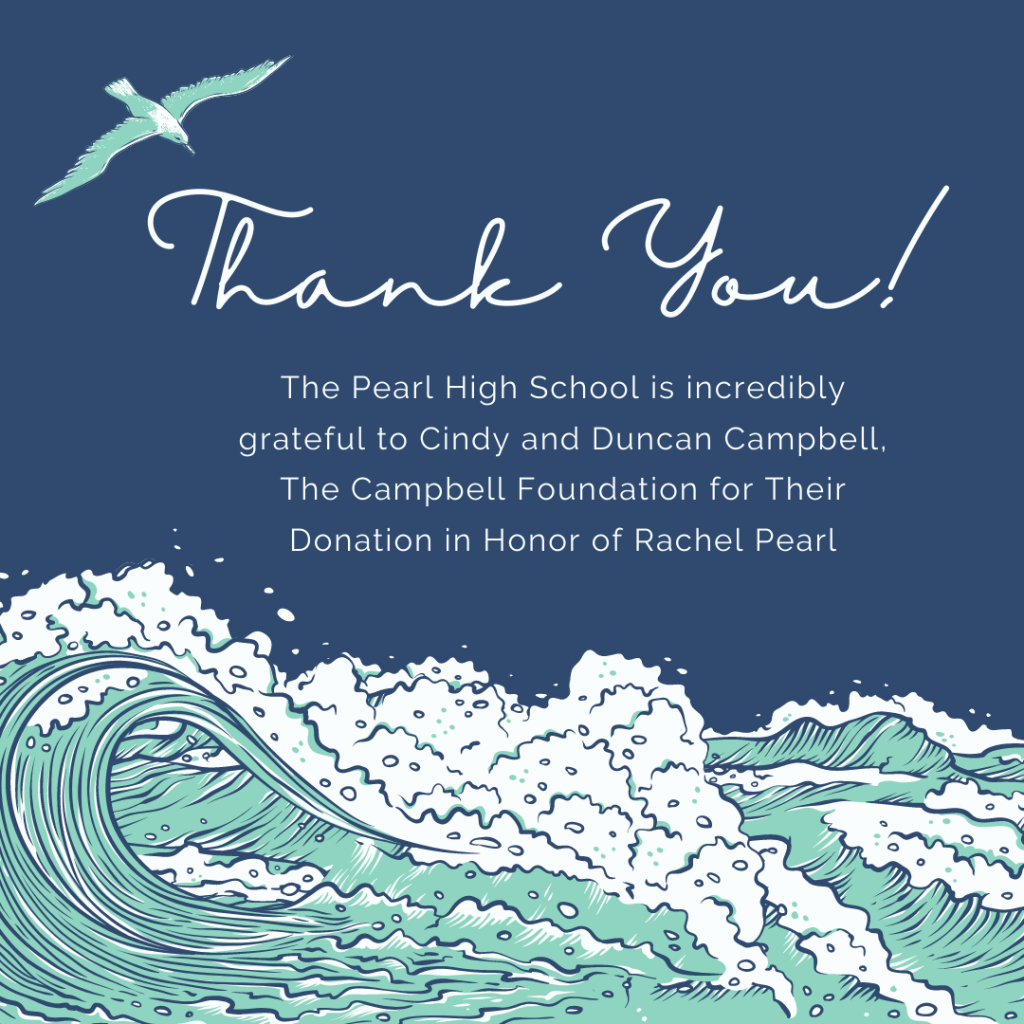 Thank you to the Campbell foundation