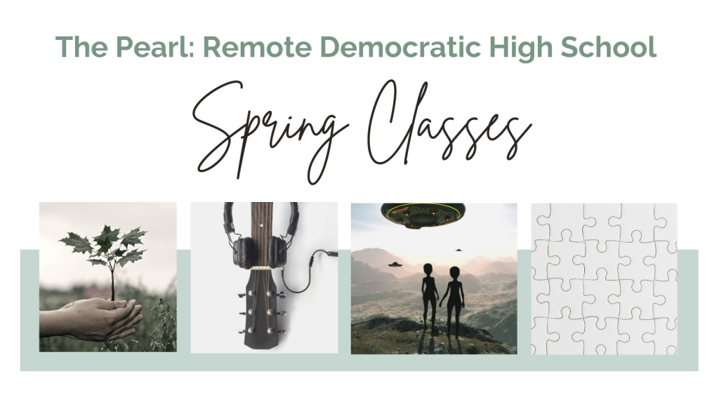 Image: Spring Classes at The Pearl Democratic High School