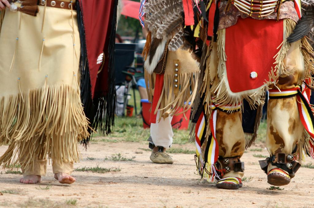 Native American History Class